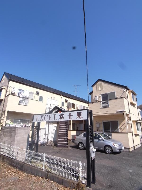 柳瀬川 徒歩37分 1階 2DK 賃貸コーポ