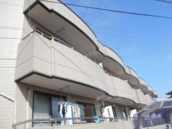 和光市 徒歩15分 3階 2DK 賃貸マンション