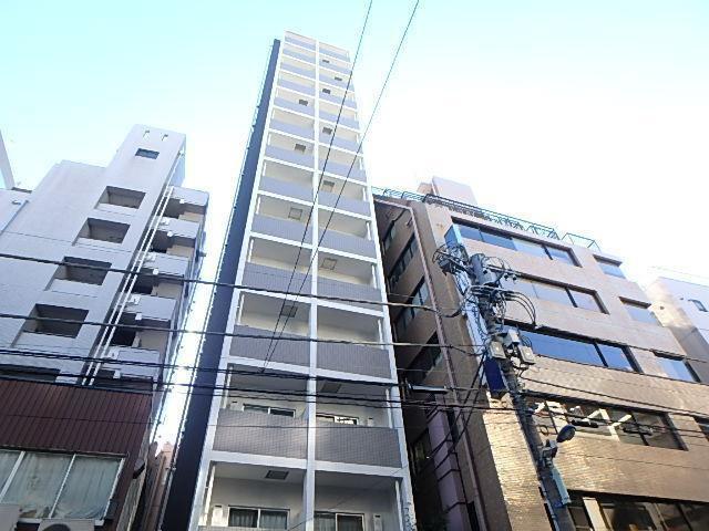 御茶ノ水 徒歩10分 11階 1R 賃貸マンション