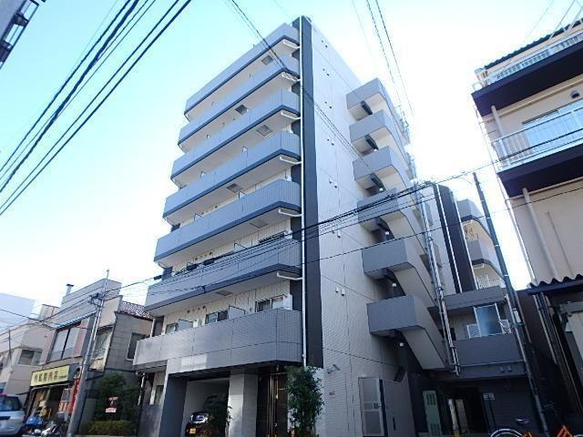 田端 徒歩16分 4階 1K 賃貸マンション