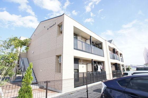 FrecciaII(フレシア2) 賃貸アパート