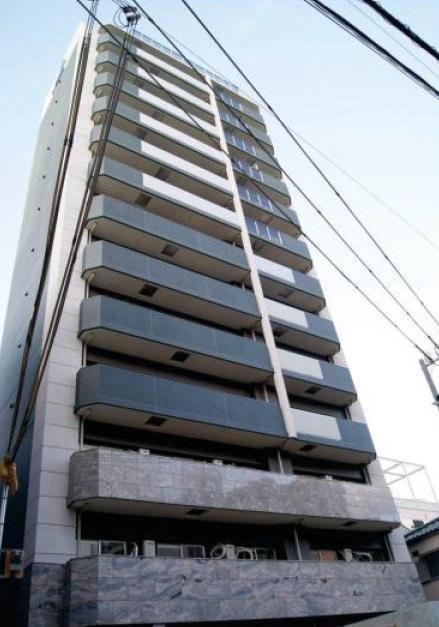 阿倍野 徒歩10分 12階 1K 賃貸マンション