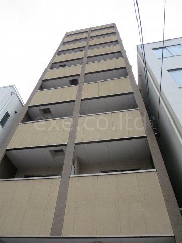 大阪港 徒歩11分 3階 1K 賃貸マンション