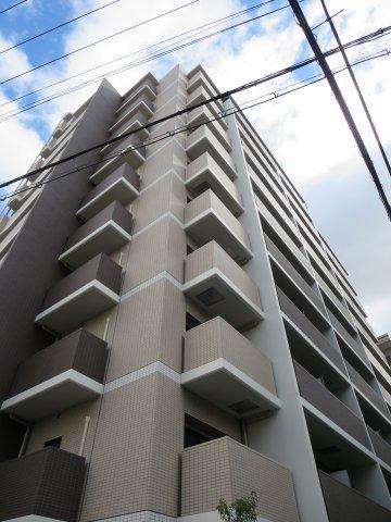 京橋 徒歩8分 8階 1K 賃貸マンション