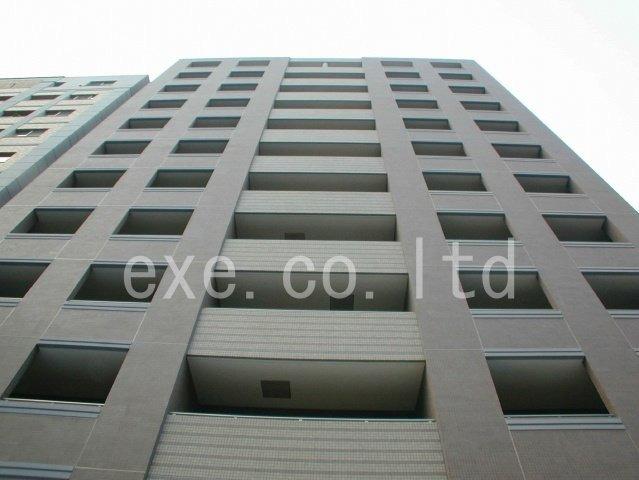 渡辺橋 徒歩10分 6階 1K 賃貸マンション