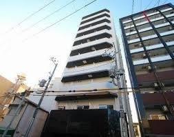 九条 徒歩20分 8階 1K 賃貸マンション