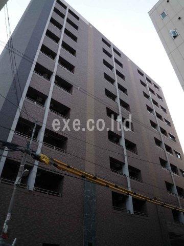 日本橋 徒歩6分 9階 1R 賃貸マンション