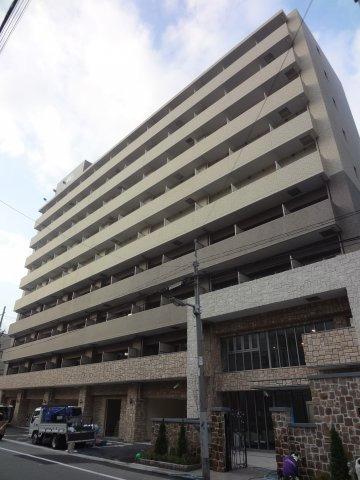 JR難波 徒歩4分 9階 1K 賃貸マンション