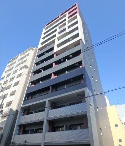 桜川 徒歩7分 8階 1K 賃貸マンション