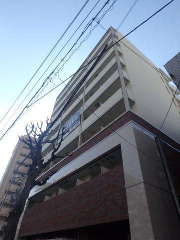 阿倍野 徒歩7分 4階 1R 賃貸マンション