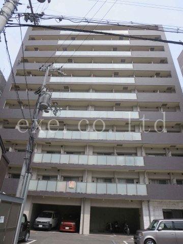中津 徒歩5分 7階 1R 賃貸マンション