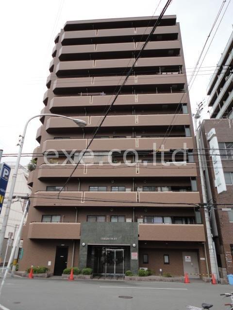 大阪難波 徒歩7分 2階 2LDK 賃貸マンション