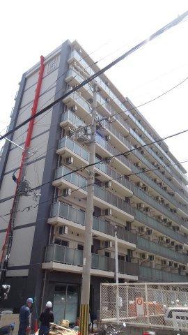 弁天町 徒歩10分 8階 1K 賃貸マンション