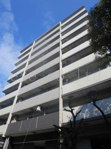弁天町 徒歩4分 9階 1K 賃貸マンション