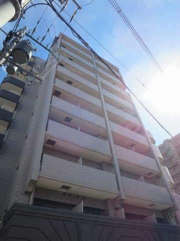 京橋 徒歩4分 5階 1K 賃貸マンション