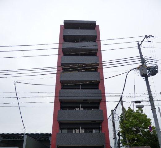 新今宮 徒歩15分 2階 1LDK 賃貸マンション