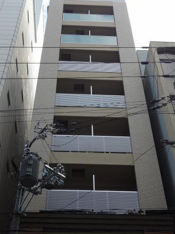 本町 徒歩3分 7階 1K 賃貸マンション