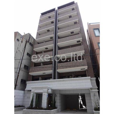 本町 徒歩9分 7階 1K 賃貸マンション