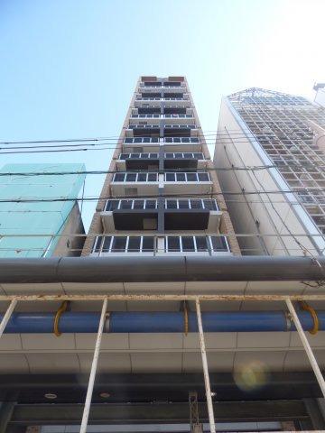 新今宮 徒歩15分 8階 1K 賃貸マンション