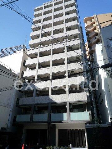 大阪難波 徒歩5分 4階 1K 賃貸マンション