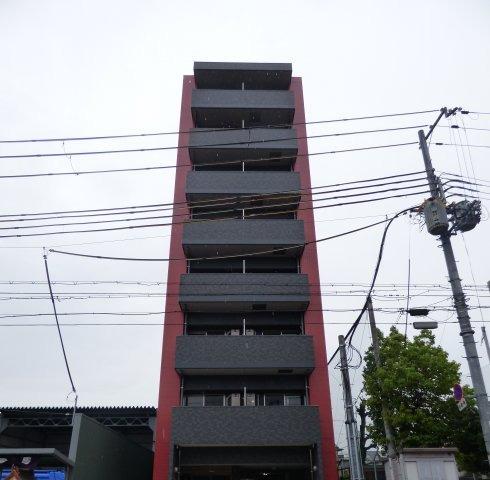 新今宮 徒歩15分 5階 1LDK 賃貸マンション