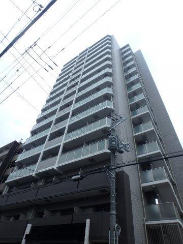 鶴橋 徒歩6分 12階 1K 賃貸マンション