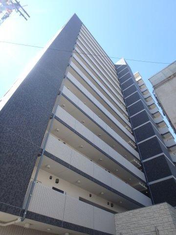 大国町 徒歩3分 13階 1K 賃貸マンション
