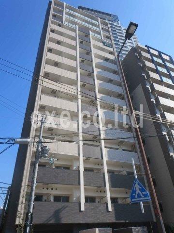 梅田 徒歩12分 10階 1K 賃貸マンション