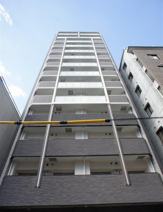 大阪天満宮 徒歩5分 9階 1K 賃貸マンション
