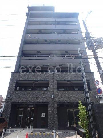 梅田 徒歩16分 9階 1K 賃貸マンション