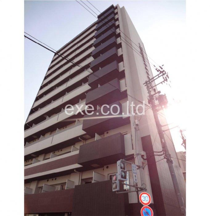桜川 徒歩1分 8階 1R 賃貸マンション