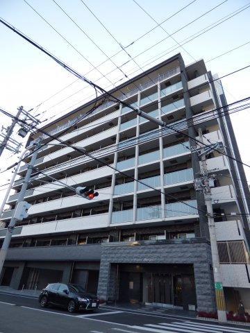 四天王寺前夕陽ヶ丘 徒歩7分 6階 1K 賃貸マンション