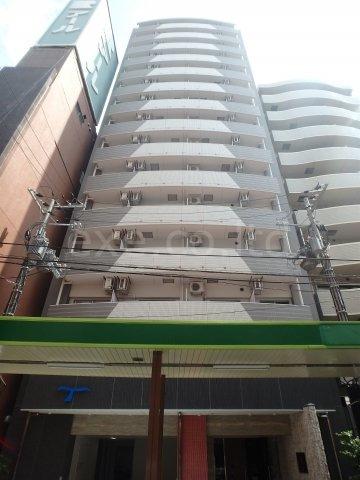心斎橋 徒歩12分 13階 1K 賃貸マンション