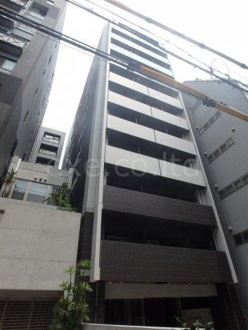 心斎橋 徒歩7分 8階 1DK 賃貸マンション