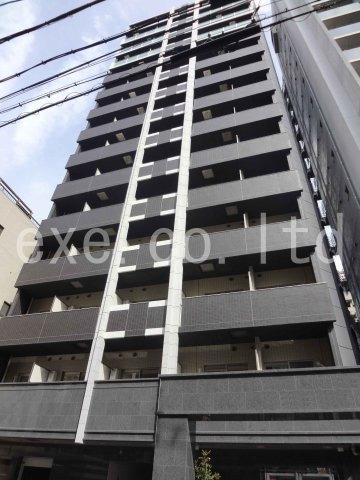 心斎橋 徒歩10分 11階 1K 賃貸マンション