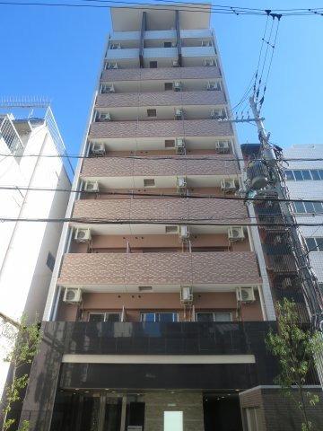 心斎橋 徒歩8分 10階 1K 賃貸マンション