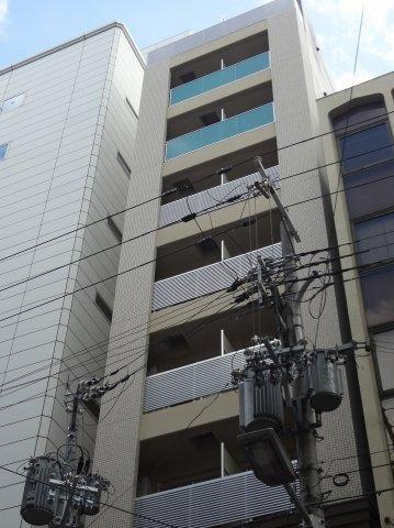 心斎橋 徒歩10分 8階 2K 賃貸マンション