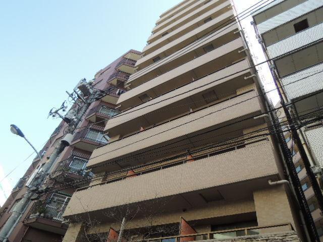 王子駅前 徒歩6分 10階 1K 賃貸マンション
