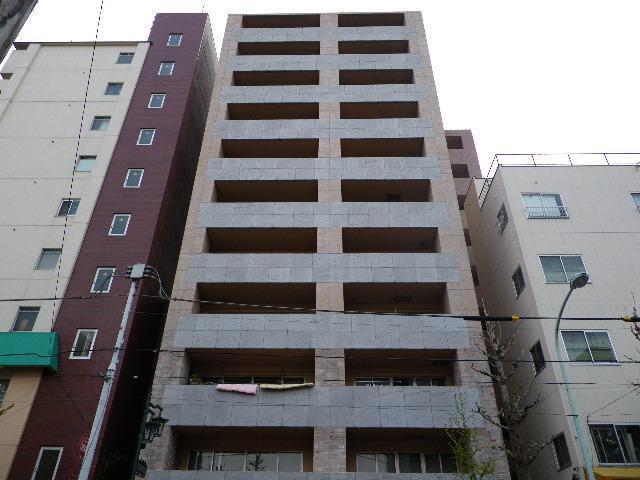 日暮里 徒歩11分 4階 1K 賃貸マンション