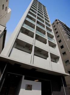 谷町六丁目 徒歩3分 5階 1K 賃貸マンション