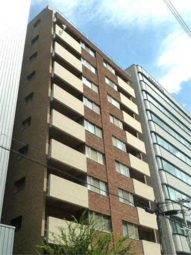 長堀橋 徒歩5分 9階 1K 賃貸マンション