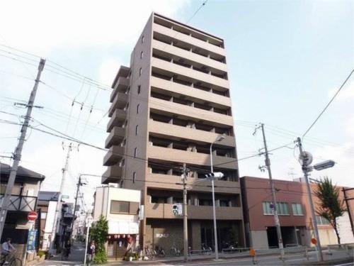 海老江 徒歩6分 8階 1K 賃貸マンション