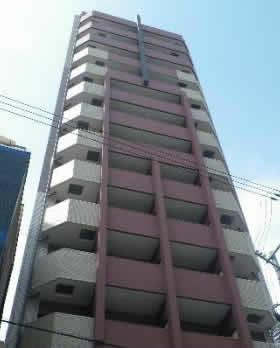 天満橋 徒歩5分 14階 1K 賃貸マンション