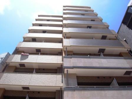 弁天町 徒歩10分 9階 1K 賃貸マンション