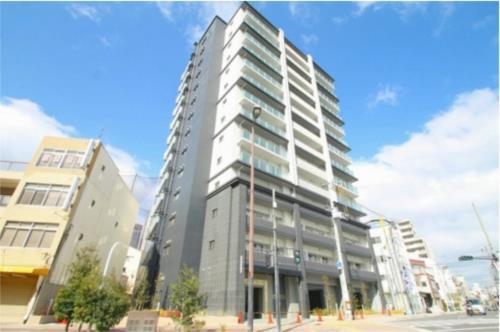 京橋 徒歩15分 11階 1DK 賃貸マンション