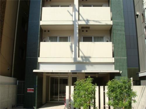 長堀橋 徒歩3分 3階 1R 賃貸マンション