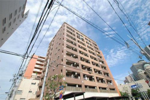 福島 徒歩8分 8階 1K 賃貸マンション