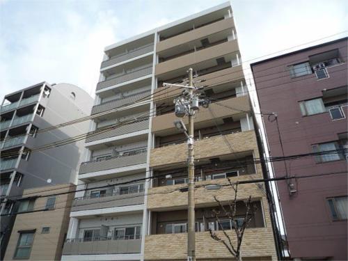海老江 徒歩9分 4階 1K 賃貸マンション
