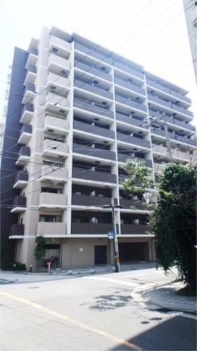 大阪ビジネスパーク 徒歩9分 9階 1K 賃貸マンション