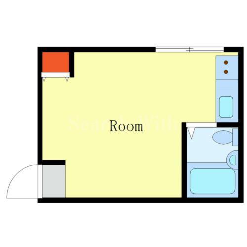 品川 徒歩15分 1階 1R 賃貸アパート